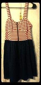 Dresses & Skirts - Red White and Blue dress